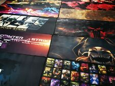 Mouse Mat Pad For PC Laptop Gaming XXL 800 x 300 mm 3 mm Thick