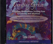INVITING GRACE - RELAXING MEDITATIONS SETTING FREE CREATIVITY - MINT CD