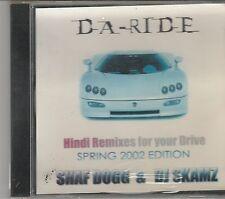 da ride /hindi remixes for your drive .shaf dogg & dj skamz