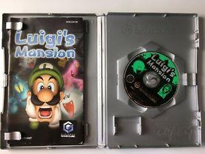 Luigi's mansion gamecube c191g4
