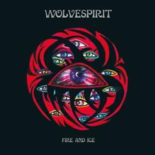 Wolvespirit - Fire And Ice CD #120876