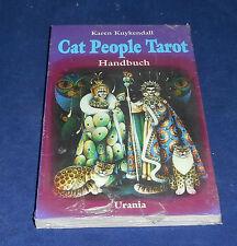 Karen Kuykendall - Cat People Tarot Handbuch