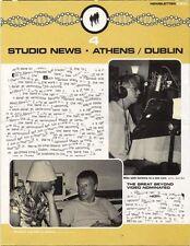 R.E.M. Fanclub Newsletter 2000 Vol.4