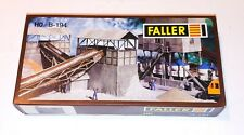 Faller B-194 go Gravel Storage Bin Building Kit. NOS Western Germany.