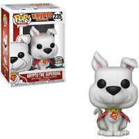 "New Pop Heroes: DC - Krypto 3.75"" Funko Vinyl VAULTED"