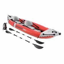 826e49a406c668 Canoa gonfiabile Intex 68309 Excursion Pro 2 persone remi pompa Kayak 2019  Rotex