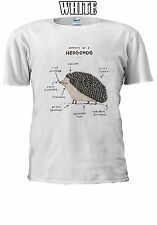 Anatomy Of A Hedgehog Funny Tumblr T-shirt Vest Tank Top Men Women Unisex 2580