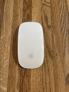 Apple Magic Mouse 2 White A1657 MLA02LL/A Wireless - TESTED!