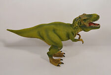 """2011 Tyrannosaurus Rex T-Rex w/ Moving Jaws 11"""" Action Figure Schleich Germany"""