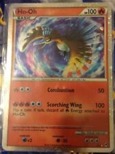 SHINING SHINY HO-OH SL5 Ultra Rare Star Holo Foil Pokemon Card Call Of Legends