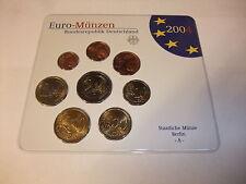 Euro Münzen Kursmünzensatz KMS Deutschland Berlin A Stempelglanz stgl. 2004