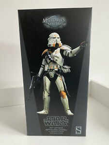 Sideshow Star Wars 212th Airborne Clone Trooper 1/6 Figure