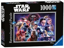 Ravensburger Star Wars Collection VIII 1000pc Jigsaw Puzzle