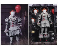 """7"""" NECA IT Ultimate Pennywise Clown Action Figure Movie Doll 2017 New Scale **"""