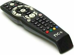 ORYGINAL REMOTE CONTROL PILOT DEKODERA MEDIABOX Platforma Canal+ NC+ TNK