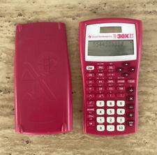 Pink Texas Instruments TI-30X IIS Scientific Calculator -Free Shipping!     T4