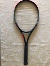 Wilson Burn 100S v4 18x16 with 4 3/8 Grip Tennis Racquet Excellent