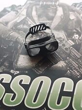 MINI volte US Navy Seal ussocom UDT mt-m003 sigillo Maschera di immersione Loose SCALA 1/6th
