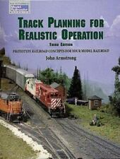 Track Planning for Realistic Operation: Prototype Railroad Concepts for Your Mod