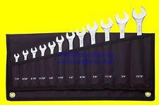 "PROXXON 23816 Satz ZOLL 1/4"" -13/16"" RingMaulschlüssel 12 teilig Inch Werkzeug"