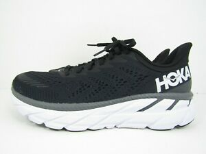 WOMEN'S HOKA ONE CLIFTON 7 size 8.5 ! RUNNING SHOES! WORN LESS THAN 10 MILES!