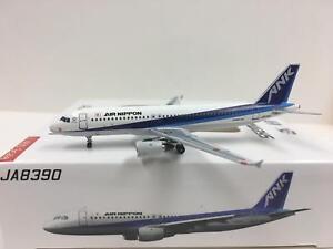 Aeroclassics ANK Air Nippon Airbus A320 1:400 JA8390