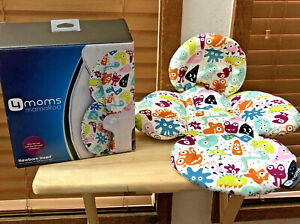 4moms Mamaroo Newborn Insert Monsters Reversible