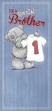 Uno speciale FRATELLO-oblunghi-Tatty Teddy Me to You-cartolina d'auguri