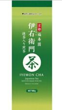 IYEMON Cha Japanese Tea 100g Green Tea Matcha Blend Sencha Ocha Japan F/S