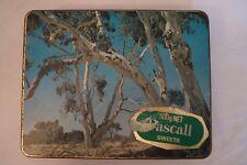 Collectable - Vintage - Australian Bush - Pascalls Sweets Tin