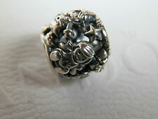 BN GENUINE PANDORA RETIRED 925 XMAS ELVES CHARM -791401-IDEAL XMAS GIFT