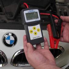 12V Car Battery & Alternator Tester Auto Vehicle Battery Analyzer CCA  MICRO-200