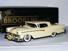 BROOKLIN BRK 35 1957 FORD FAIRLANE SKYLINER crème 1/43