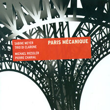 Sabine Meyer - Paris Mecanique [New CD]