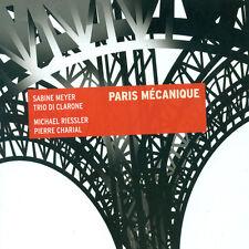 Sabine Meyer - Paris Mecanique [New CD]