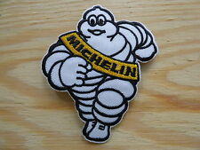 ECUSSON PATCH aufnaher toppa THERMOCOLLANT MICHELIN bibendum moto automobile