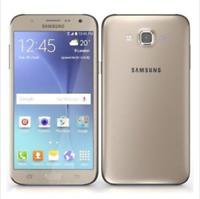 "Oro 5.5"" Samsung Galaxy J7 SM-J700T 16GB 13MP GPS NFC Radio Libre TELEFONO MOVIL"
