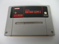 Super NES Nintendo Scope 6 (PAL) Super Nintendo SNES Cart only