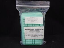 LAB SUPPLY DISTRIBUTORS Silicone Sealing System 96-Well Square (Pack of 5)