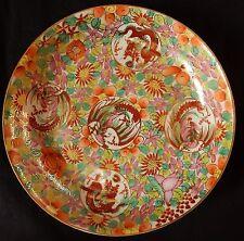 """Assiette creuse CHINE Chinese Porcelain (Dragons...) (""""n°27"""") (très bon état)"""