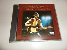CD   Eric Clapton  – Timepieces Vol. II - 'Live' In The Seventies