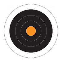 NEW! Do-All Outdoors Circle Dot Paper Target (10-Pack), 10 x 10-Inch PT6