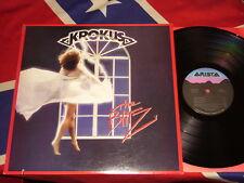 Krokus-The Flash LP 1984 ARISTA AL 8 8243 OIS