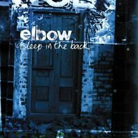 ELBOW ( NEW SEALED CD ) ASLEEP IN THE BACK