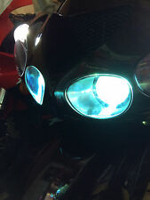 Kawasaki ZZR1400 Dual Twin (2)  XENON  HID H11 Headlamp Conversion NEW