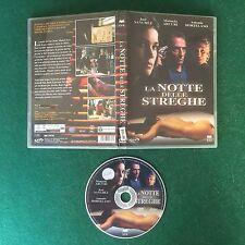 (DVD) LA NOTTE DELLE STREGHE Manuela Arcuri (2004) Sped. GRATIS !!!