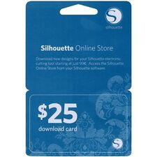 Silhouette Of America $25 Download Card - 043822