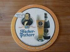 Beer Coaster ~ HACKER-PSCHORR Munich's Bier 1417 ~ Falling Rock, Denver COLORADO