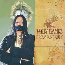 Willy DeVille - Crow Jane Alley CD Eagle Records Brand New Sealed Chieva