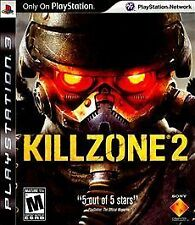 Killzone 2 (Sony PlayStation 3, 2009, Complete, Eng/Fr)